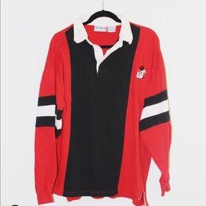 University of Georgia rugby style shirt